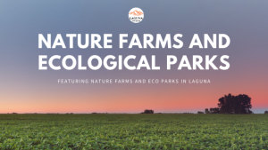 Nature Farms and Ecological Parks in Laguna